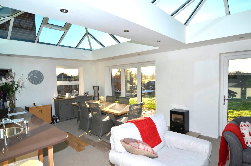 House Extension High-Tech Cheltenham