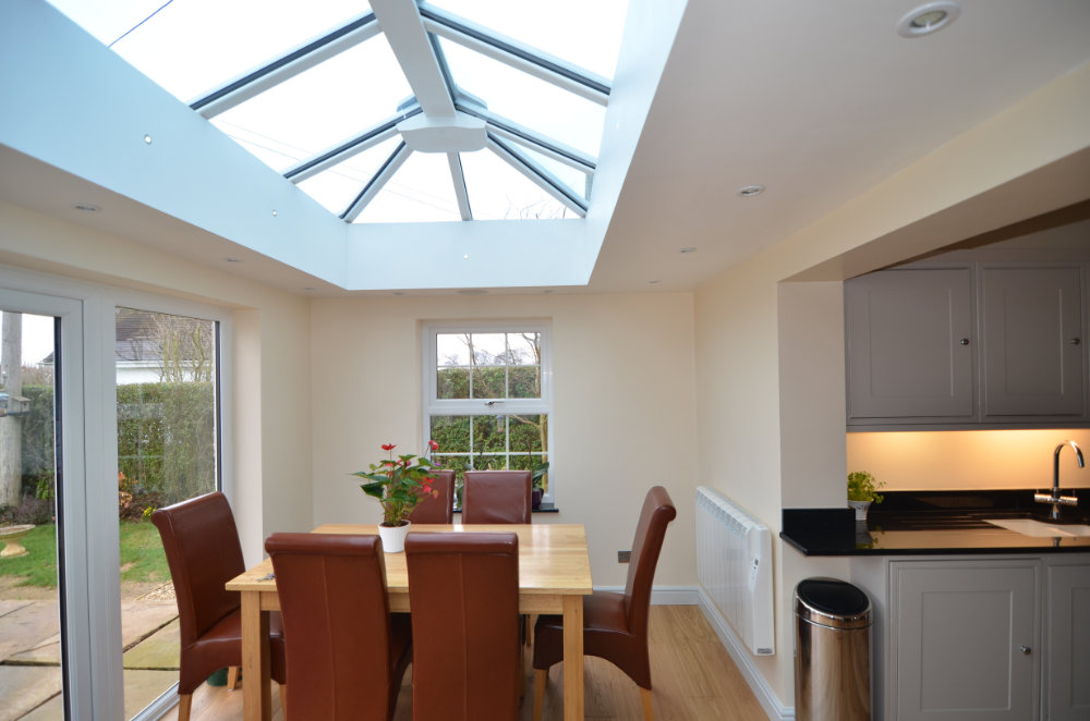 Living Room Conservatory by High-Tech Cheltenham