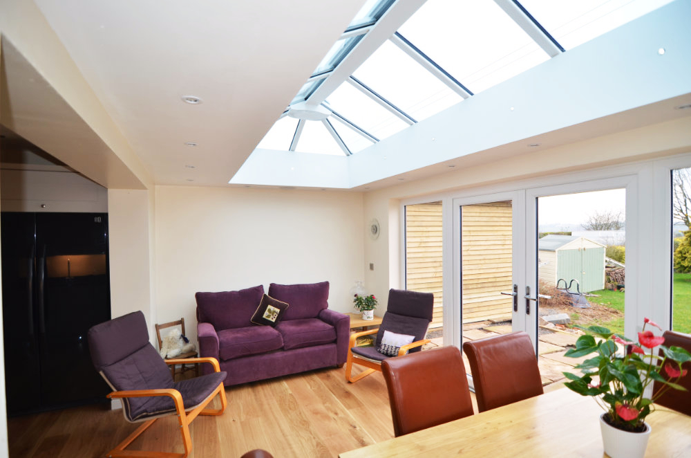 Conservatory by High Tech in Gloucestershire