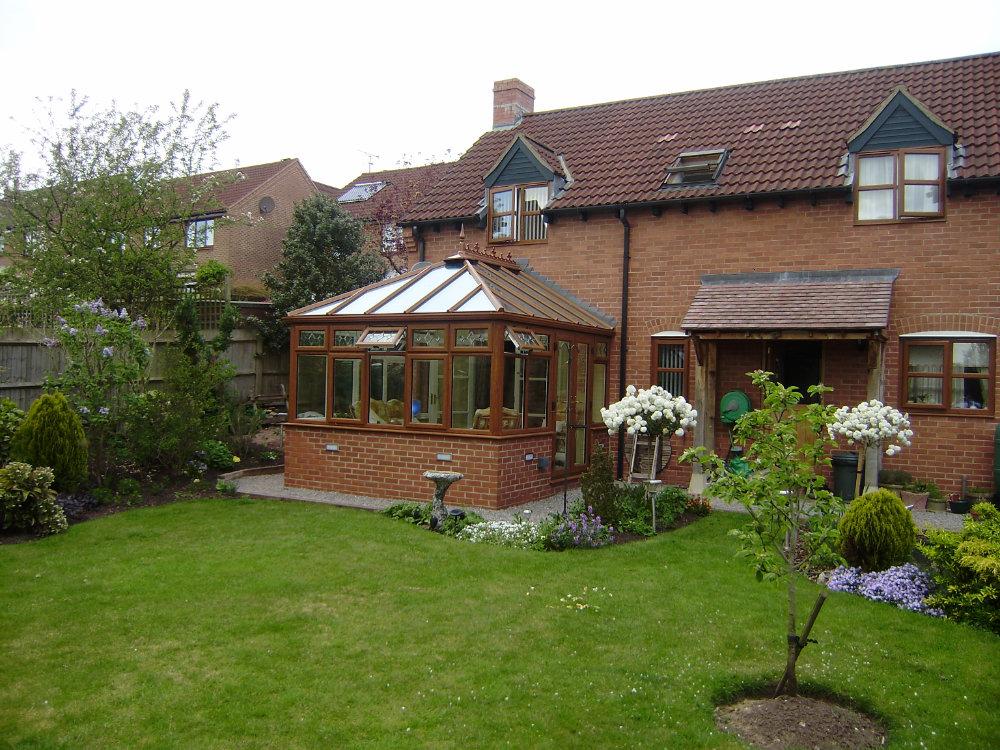 Edwardian Conservatory by High-Tech, Cheltenham