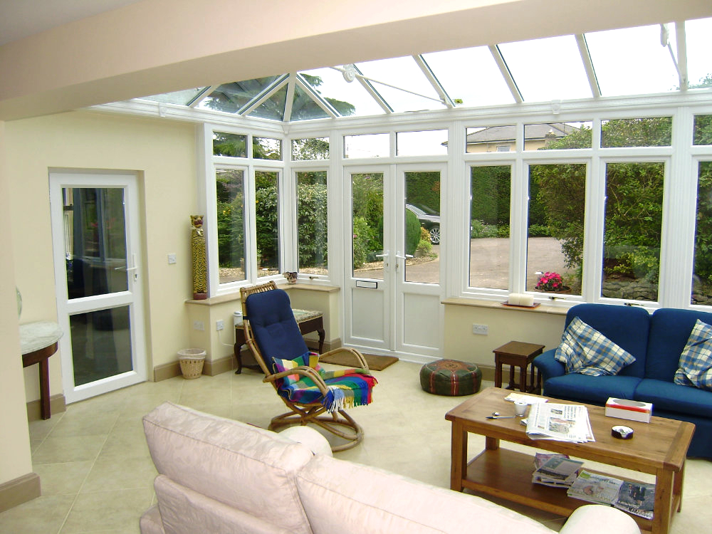 conservatory by High-Tech in gloucestershire