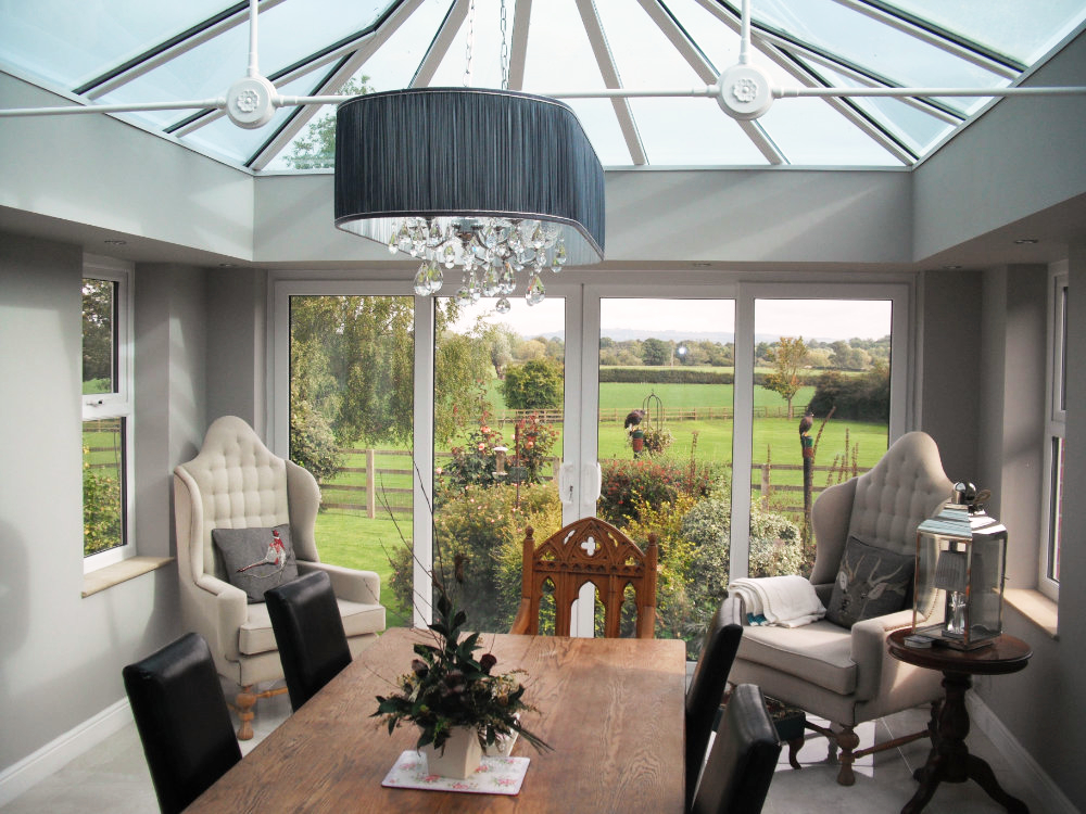 conservatory by High-Tech gloucestershire