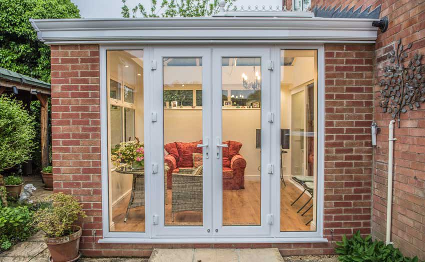 The Difference Between Double Doors And French Doors High Tech