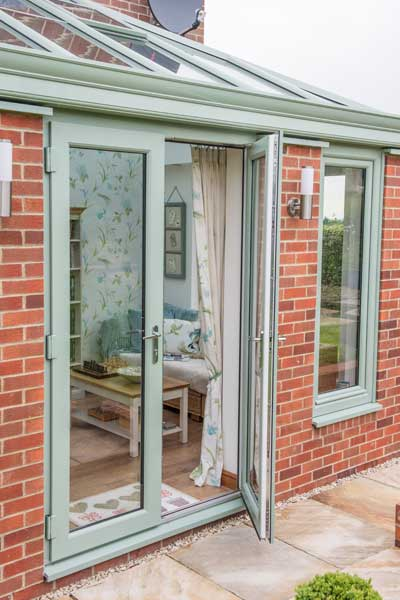 chartwell green french door image