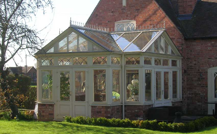 gable conservatory image