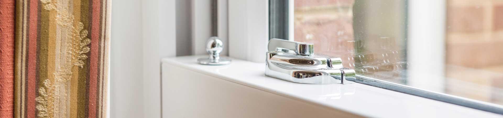 pvcu sash window lock image