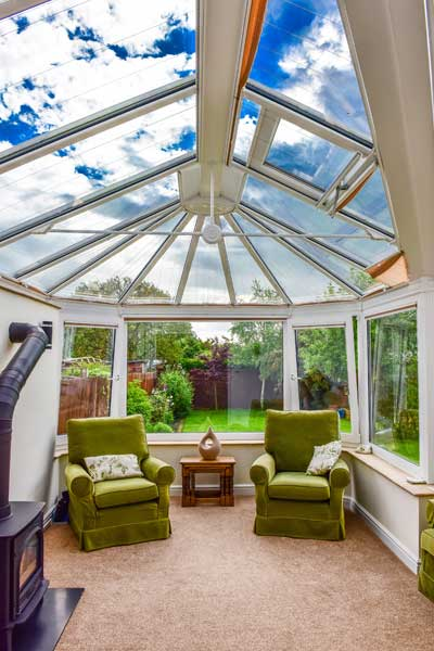 Victorian Conservatory by High-Tech Cheltenham