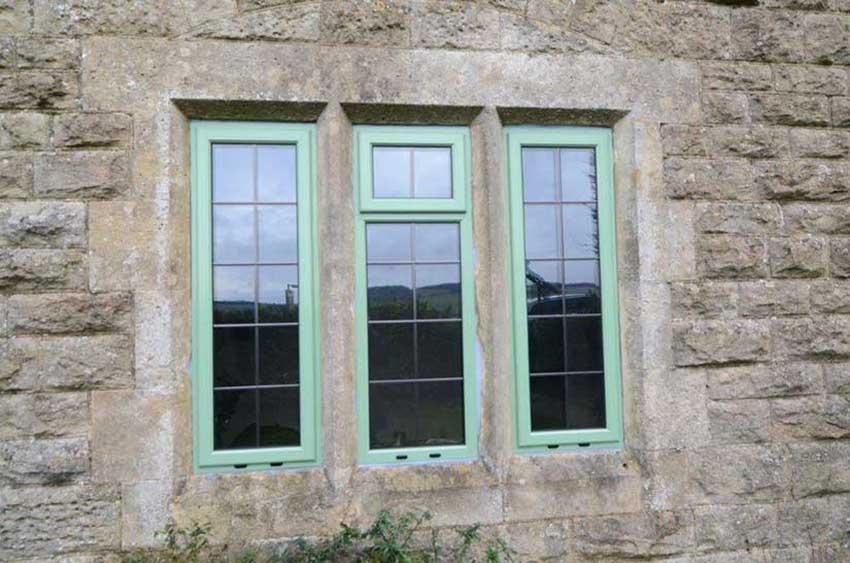 aluminium window image