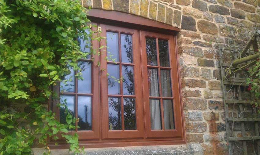 hardwood window image