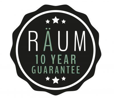 raum-10yr-guarantee