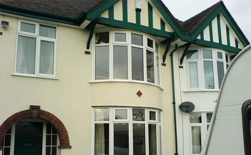 upvc casement installation