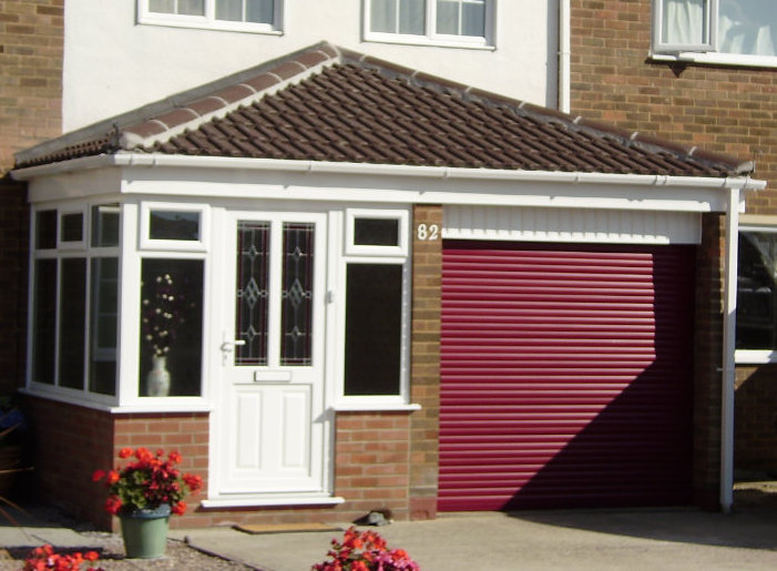 uPVC Residential Door Stroud