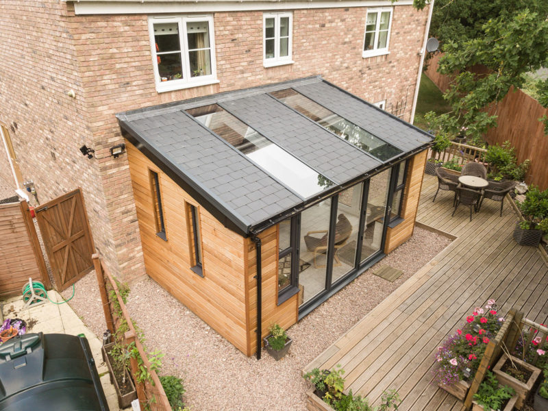 Conservatory Roofs Cheltenham
