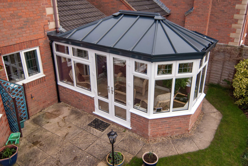 Conservatory Roof Double Glazing Bristol High-Tech