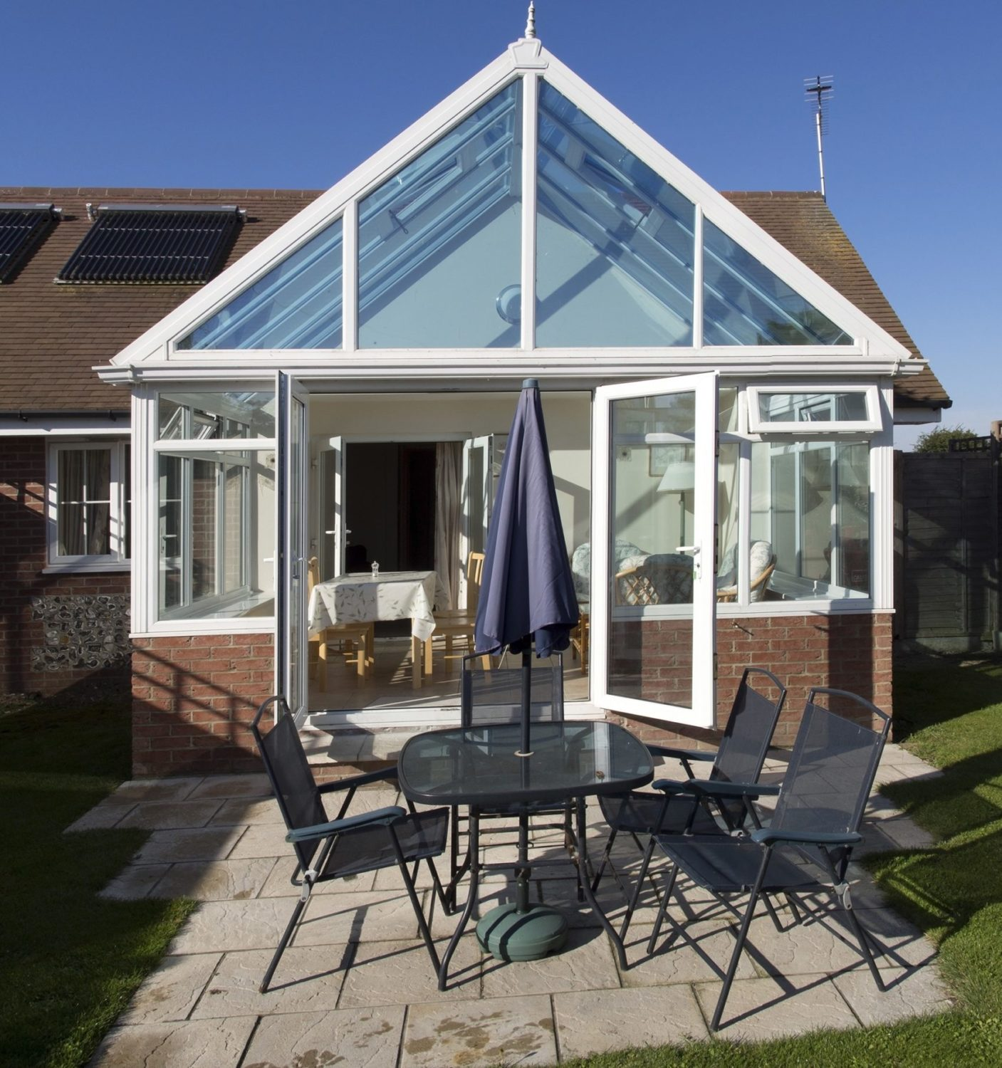 Gloucestershire Gable Conservatory