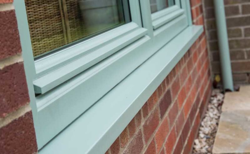 uPVC Casement Windows Stroud