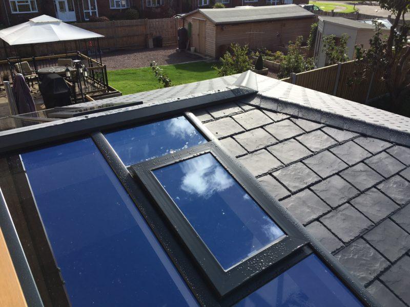 Tiled Conservatory Roof Bredon