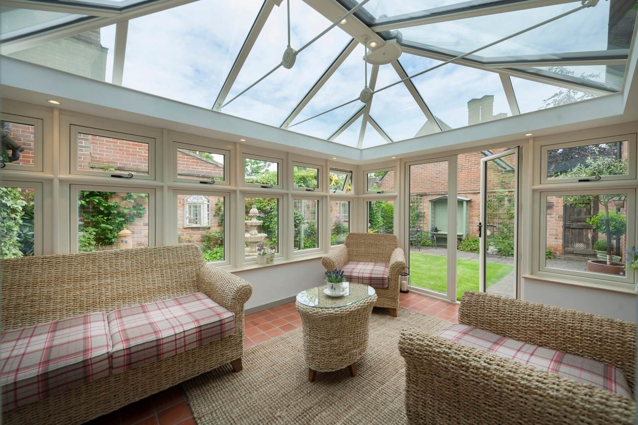 Replacement Conservatory Roof Cost Toddington