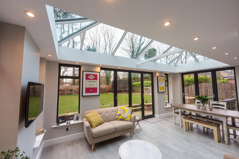 Glass Conservatory Roof Bredon