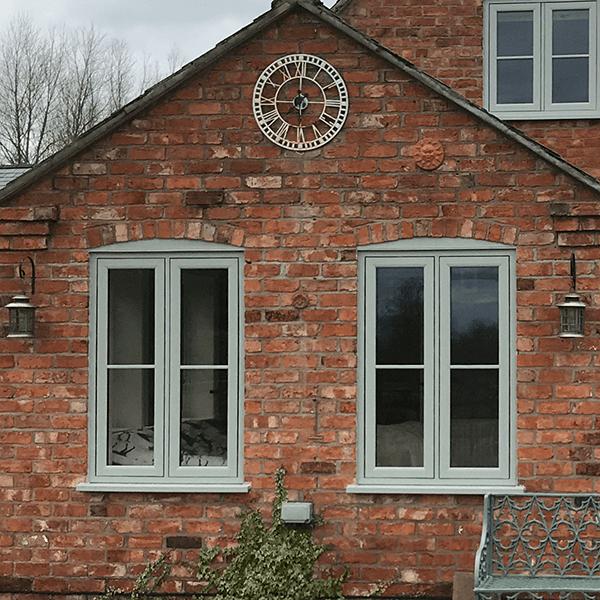 Best flush casement windows Prestbury