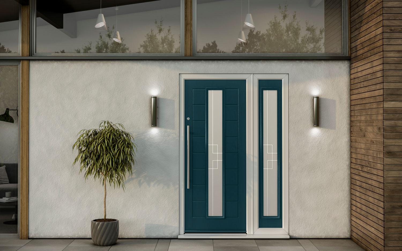 Composite Doors Bredon
