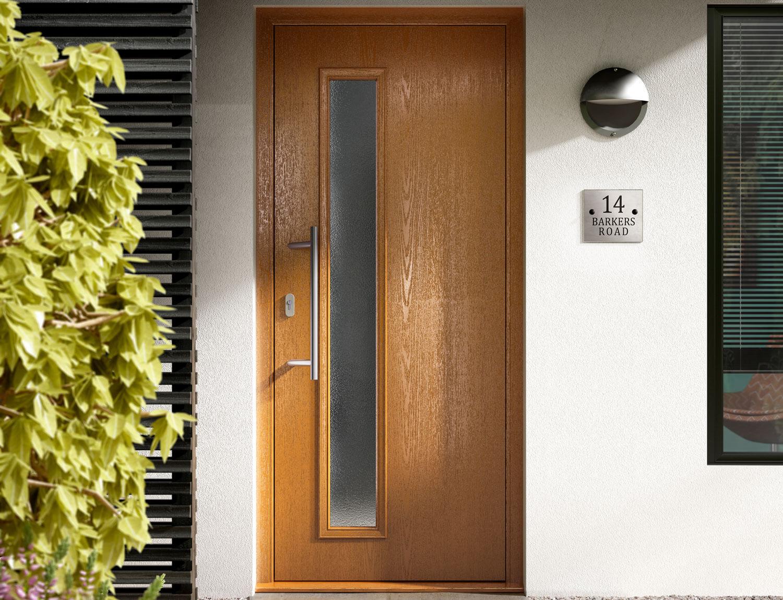 Composite Front Doors Prestbury