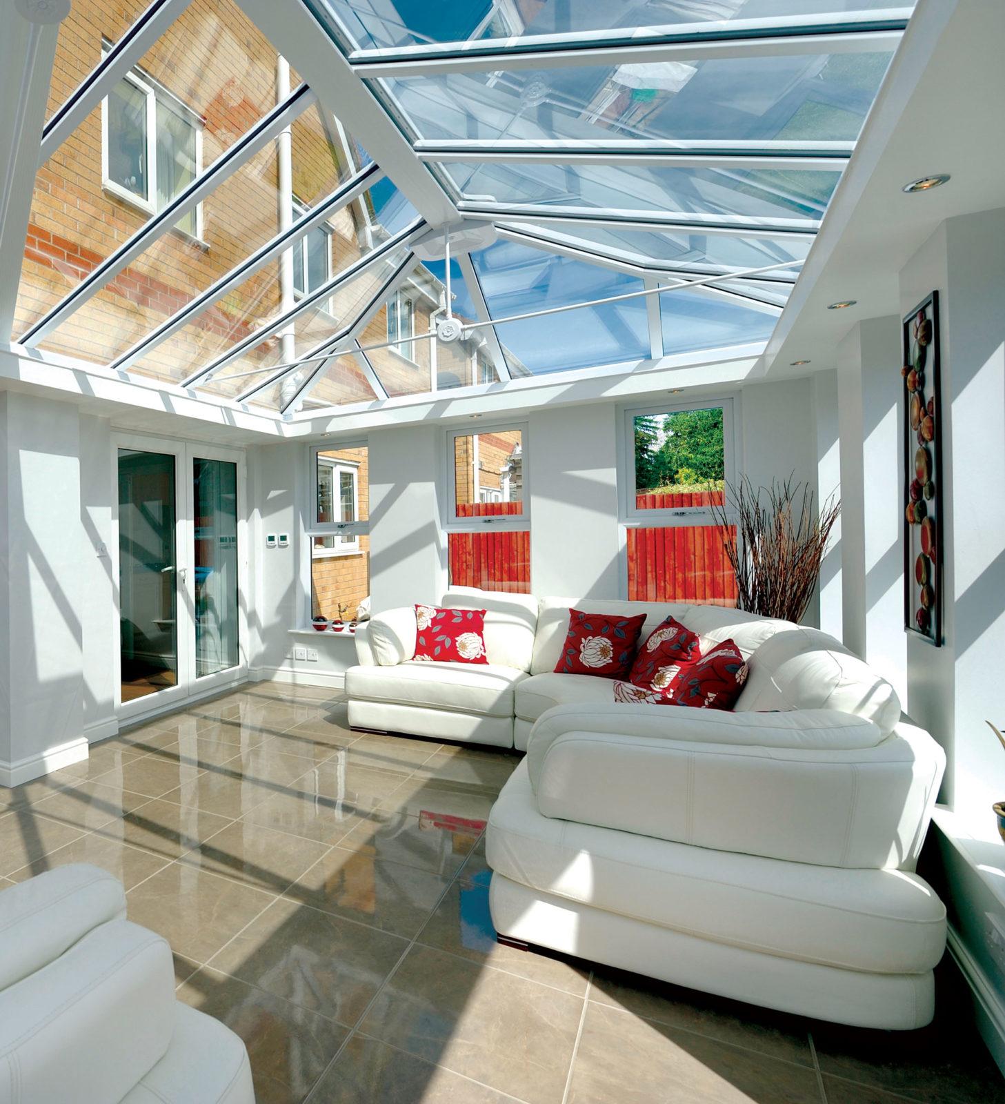 glass conservatory roofs cheltenham