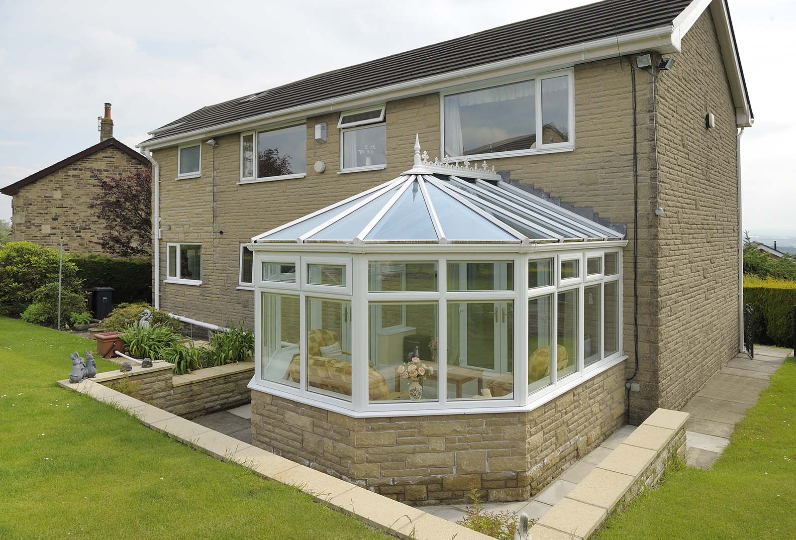 Conservatory cost chipping campden