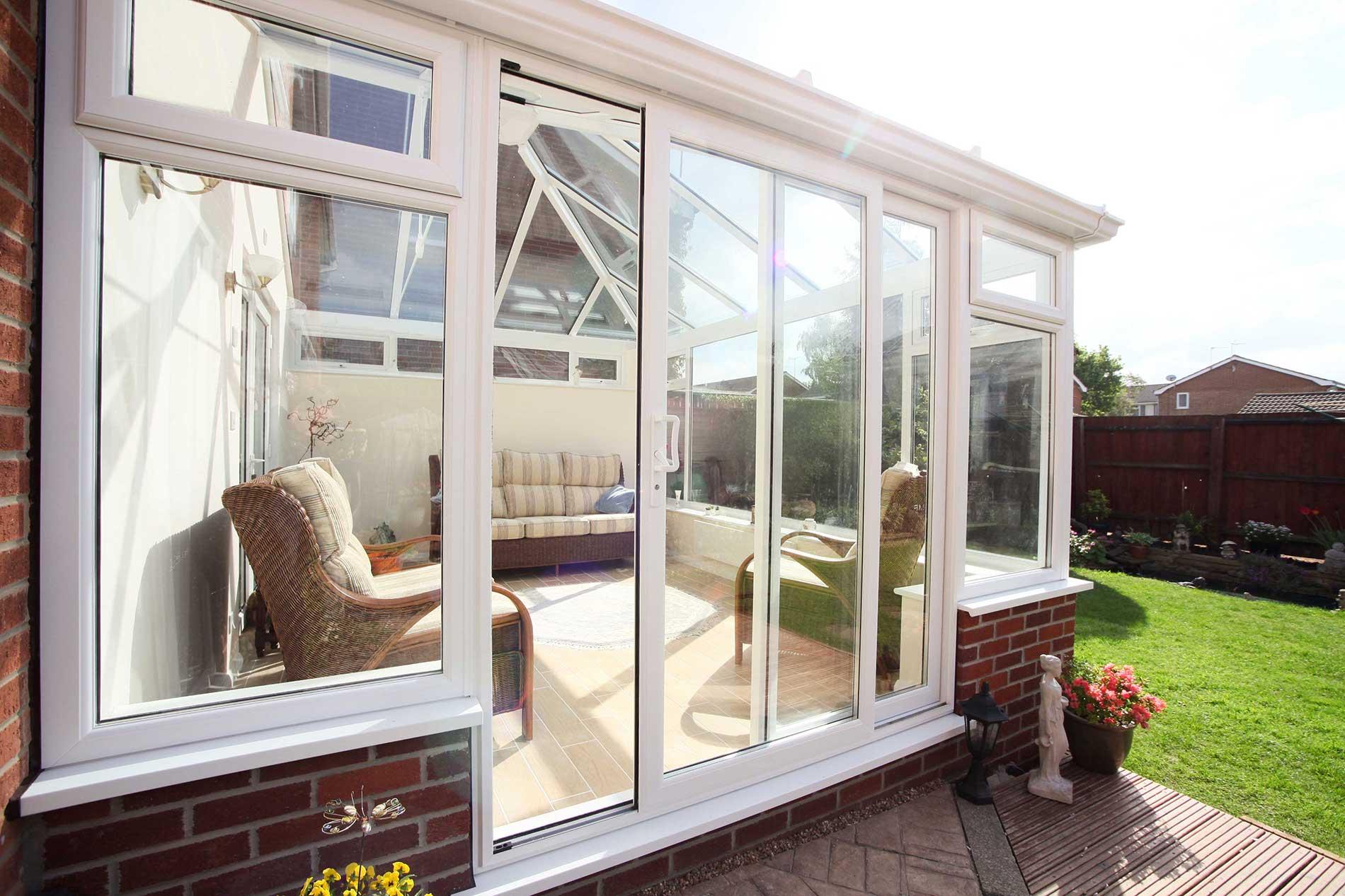 patio doors uk gloucestershire