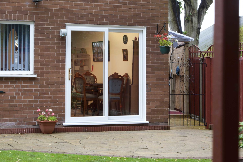 sliding patio doors gloucestershire